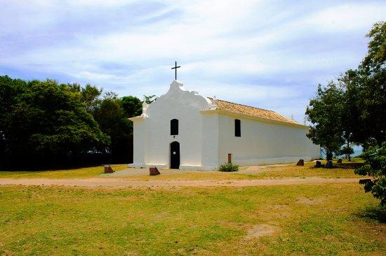 Igreja do Quadrado, Trancoso, Porto Seguro, Bahia, Brasil