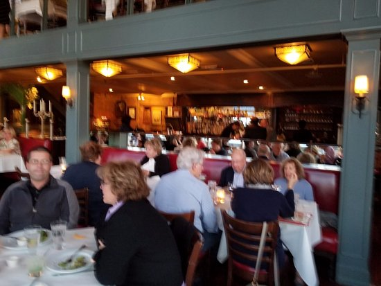 The Red Hat Restaurant In Irvington Ny