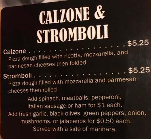 Fulton, MO: Brooklyn Pizza and Italian Restaurant
