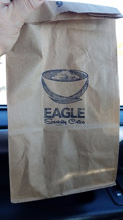 Eatontown, NJ: My scone came in its own special bag