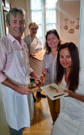 Bethesda, MD: Cooking class in Florence
