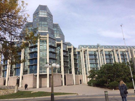 Ottawa, Canadá: Galería Nacional de Canadá