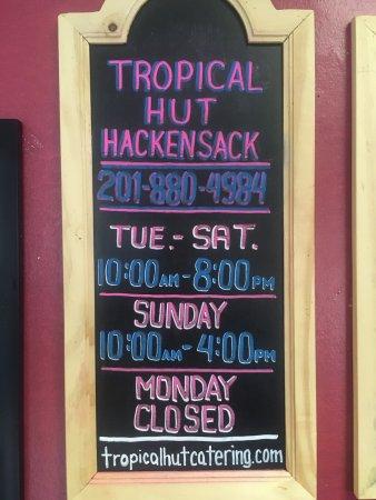 Hackensack, NJ: Opening-Closing Hours