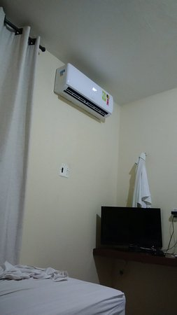67ad7bd63 Ar-condicionado e Wi-Fi perfeitos. - Foto de Pousada Casa do Mar ...