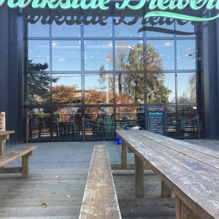 Port Moody, Kanada: Parkside Brewery Setting