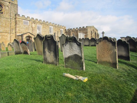 写真Whitby Abbey枚