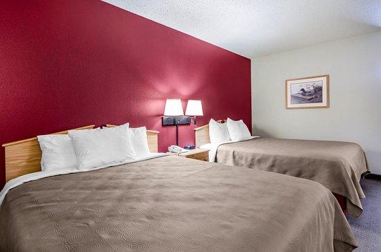 Hesston, KS: Guest Room