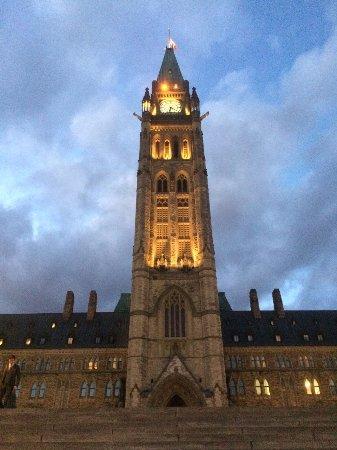 Ottawa, Canadá: Torre de la Paz