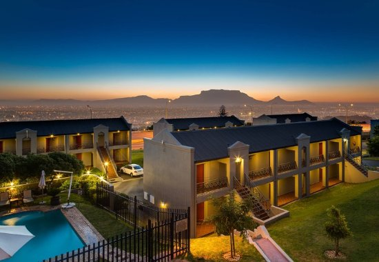 Welgemoed, South Africa: Hotel Grounds
