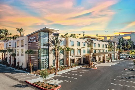 Mission Viejo, Kaliforniya: Hampton Inn Exterior