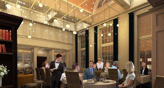 Amherst, NY: Restaurant - Rendering