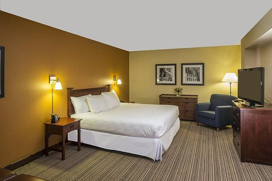 Cranberry Township, Пенсильвания: Accessible King Room