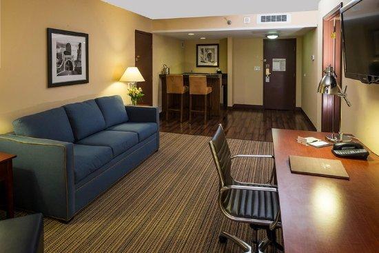 Cranberry Township, Пенсильвания: 2 Room Suite