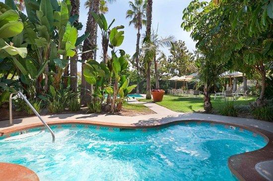 Brea, Kalifornia: Outdoor Whirlpool