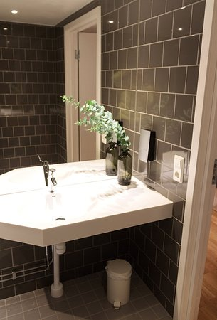 Wheelchair accessible bathroom - Picture of StayAt Hotel Apartments ...