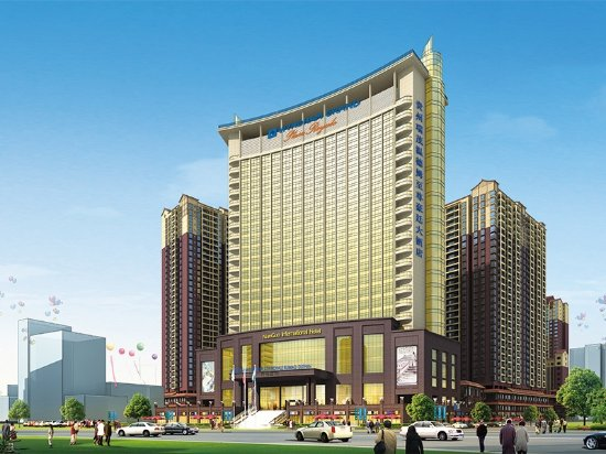Wyndham Grand Plaza Royale Ruimao Guizhou: Appearance