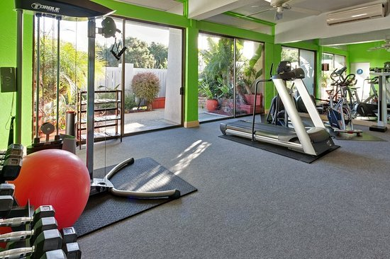 Holiday Inn Hotel Dublin-Pleasanton Fitness Center
