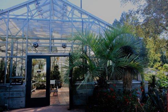 Berkeley, Californië: Greenhouse