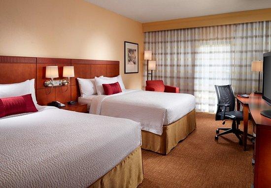 Brentwood, Теннесси: Queen/Queen Guest Room