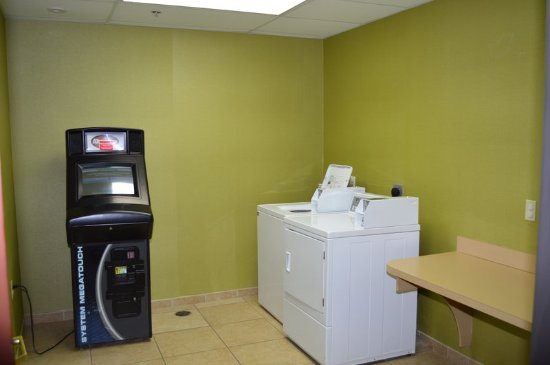 Guest coin operated Laundry minutes from Bloomsburg and Danville