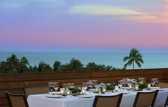 Winter Haven, Autograph Collection: Rooftop Terrace Event Dining