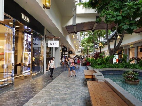 Ala Moana Mall Japanese Food Court