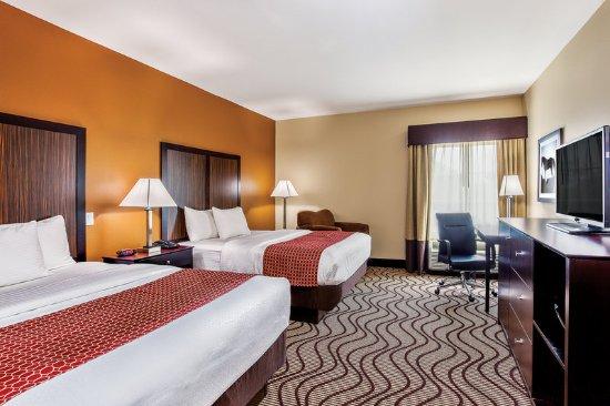 Cotulla, TX: Guest Room