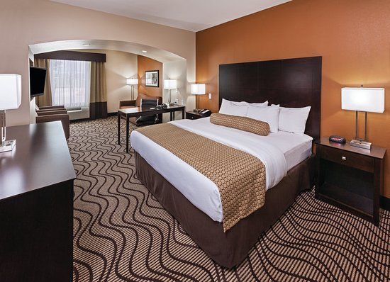 Beeville, TX: Guest Room