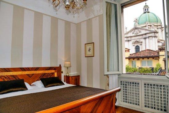 Hotel Vittoria: Suite Vista Duomo