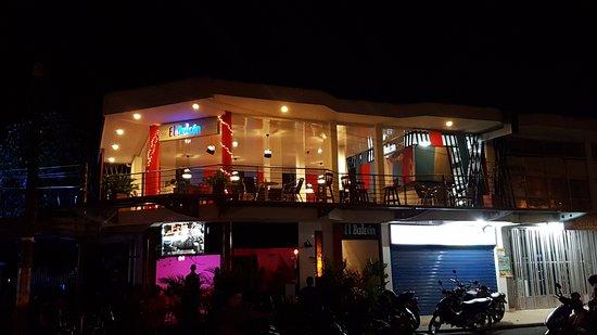 El Balcón Restaurant 🚩Cll. 5 #4-77 - B. Charala - Arauquita-Arauca 🕒Lunes a Miércoles: 5:00pm