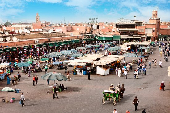 Marrakech Guided Day Trip from...