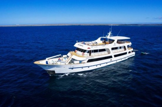 Galapagos Luxury Cruise: 5-Day Tour...