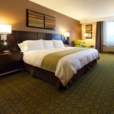 Whittier, Καλιφόρνια: King Bed Guest Room