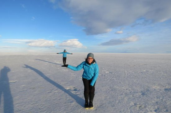 Full-Day Tour to Salar de Uyuni Salt...