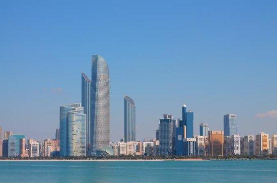 Excursión por la ciudad de Abu Dhabi...