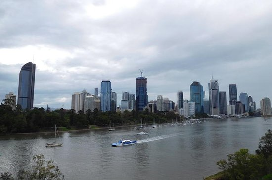 Brisbane City Sights Scenic Views and ...