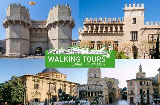 バレンシアの中世ウォーキングツアー