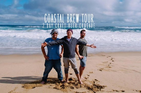 Coastal Brew: Cruzada de cerveza...