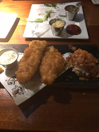 Buellton, Californie : Fish and chips