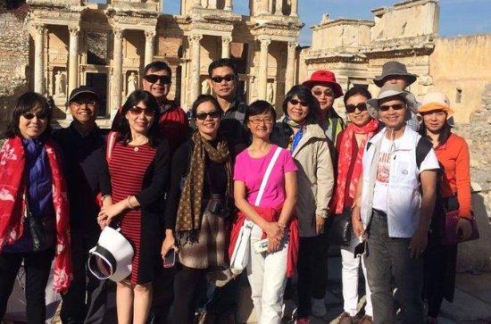 Tour antiguo de Efeso desde Estambul