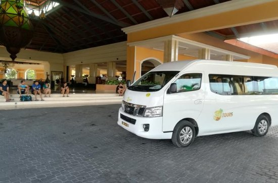 Transfer from Punta Cana Hotels to Punta Cana Airport
