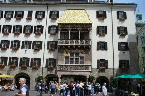 Innsbruck Centro Storico (Austria) e