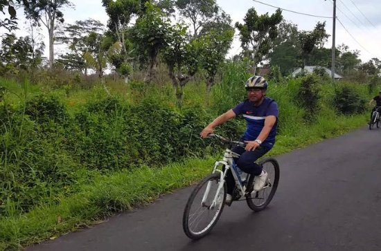 BALI CYCLING AND ATV RIDE TOUR