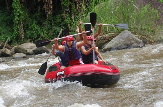 TOUR ATV E RAFTING