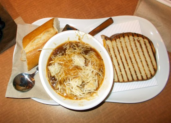 Culpeper, VA: Onion soup and grilled cheese