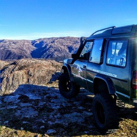 Soajo, البرتغال: Jeep Tours Soajo Peneda-Gerês 