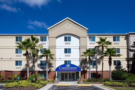 Lake Mary, FL: Hotel Exterior