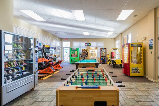 Vacation Village in the Berkshires: Game Room