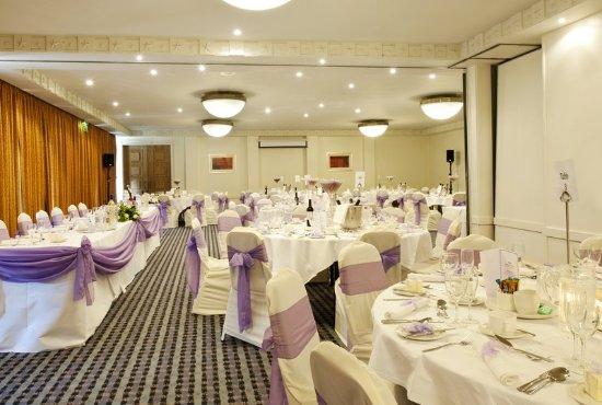 Brighouse, UK: Ballroom