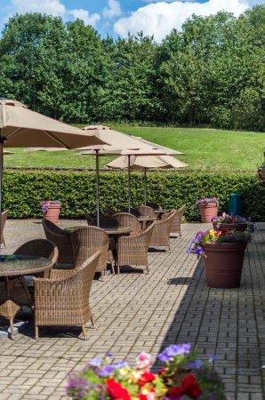 Brighouse, UK: Courtyard